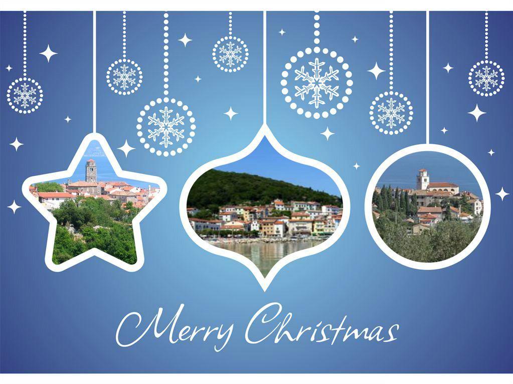 Čestit Božić i sretna Nova 2016. godina!