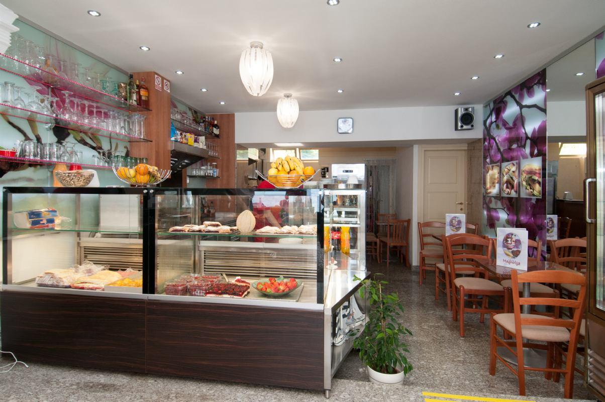 Slastičarna / caffe bar Magnolija