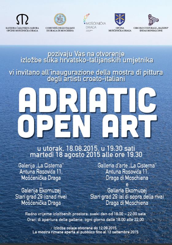 ADRIATIC<br>OPEN ART