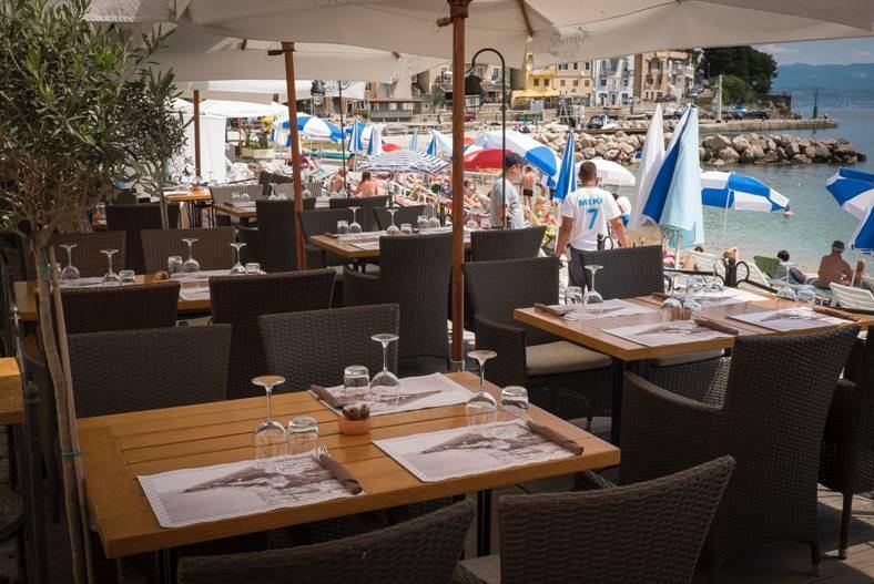 Konoba / Restaurant Zijavica