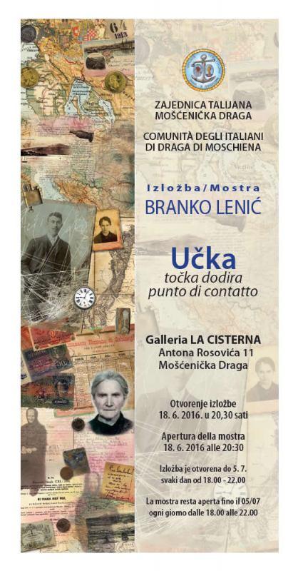 Izložba Branko Lenić