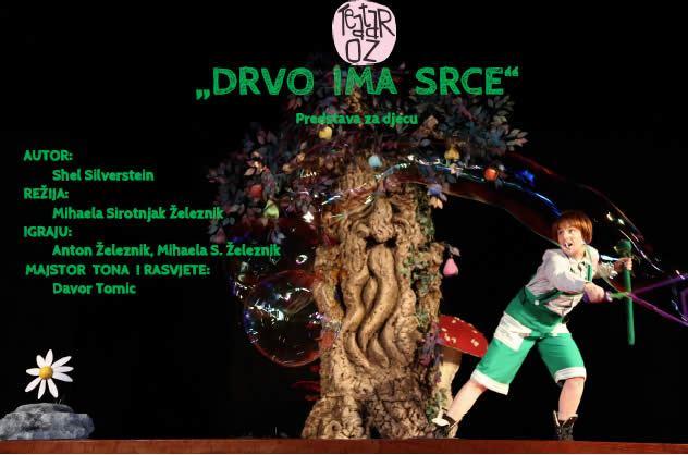 """""""DRVO IMA SRCE"""""""