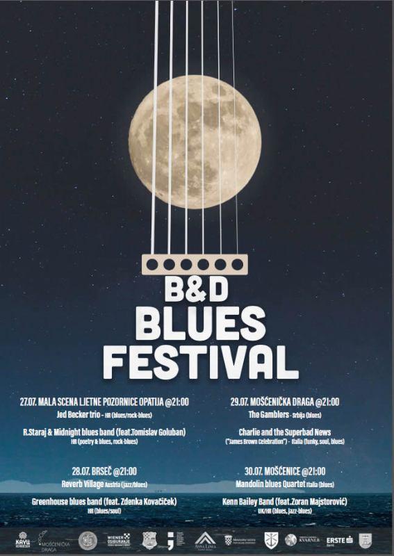D&D Blues festival