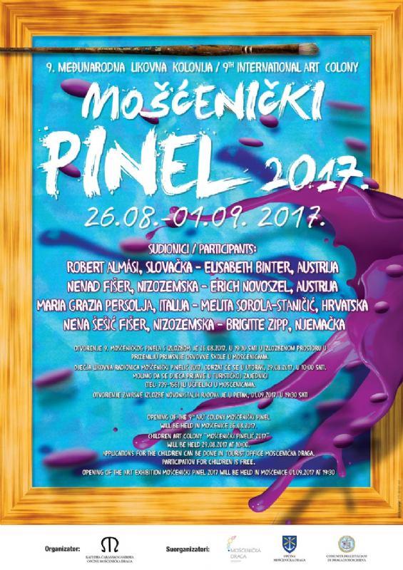 Mošćenički pinel 2017