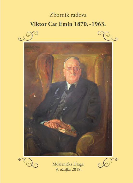 Predstavljanje zbornika  Viktor Car Emin 1870-1963
