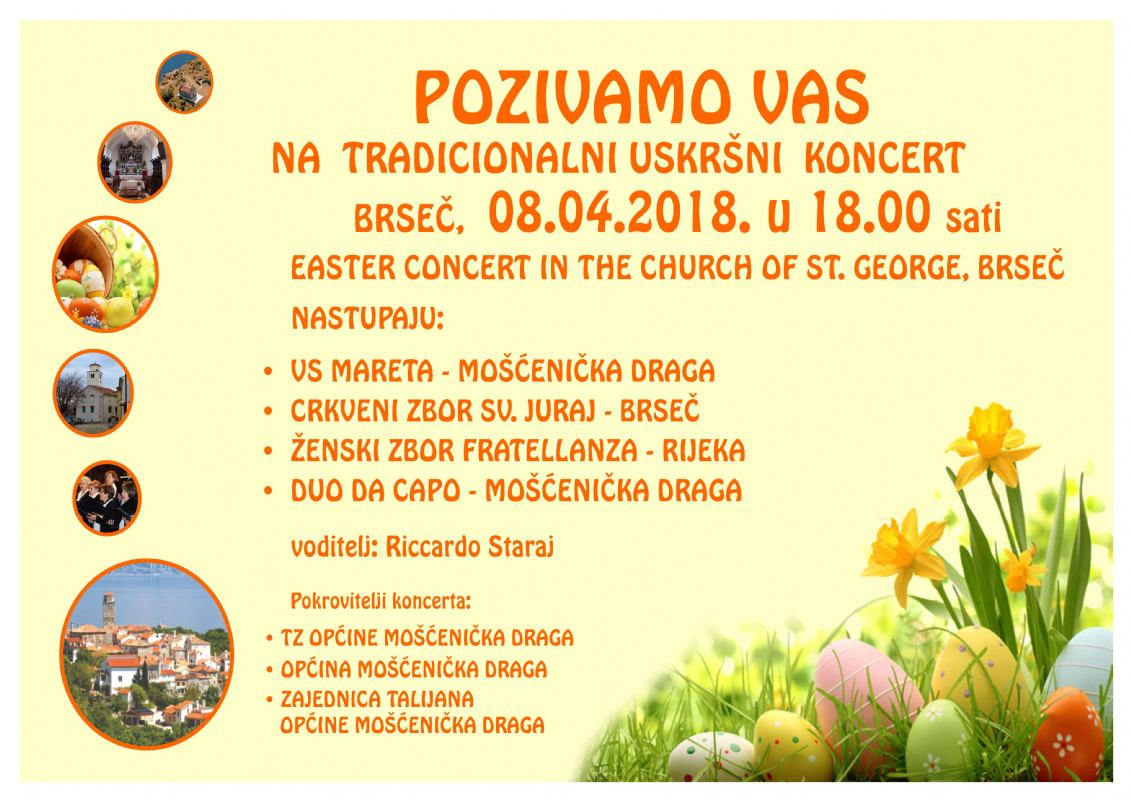 Tradicionalni uskršnji koncert