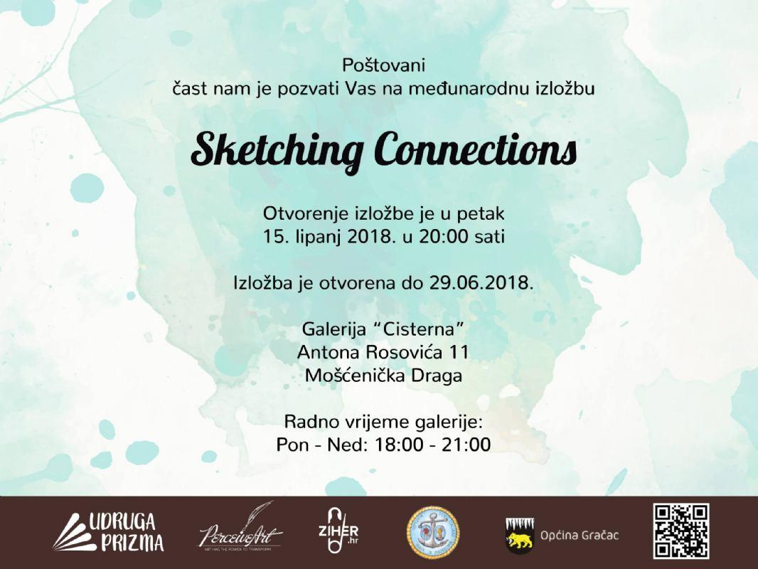 Međunarodna izložba Sketching Connections