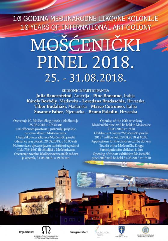 MOŠĆENIČKI PINEL 2018
