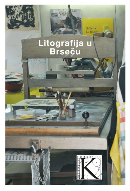 Otvorenje izložbe Litografija u Brseču