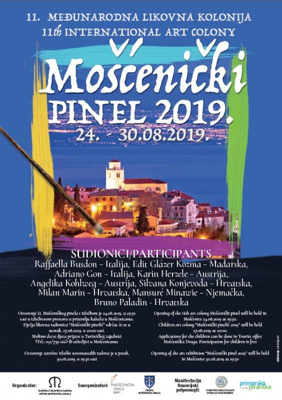 Mošćenički pinel 2019