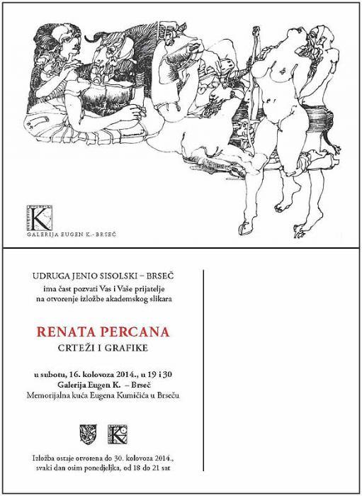 Renato Percan Crteži i grafike