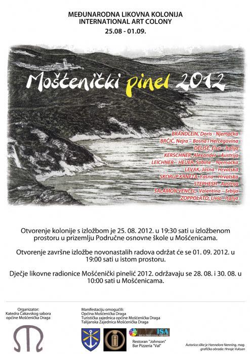 Mošćenički pinel 2012.