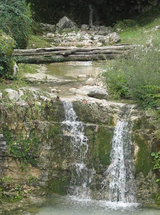 Organized walking tour in the mythic world of anciant slavs