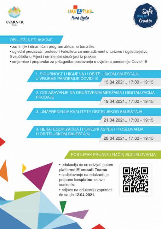 Online edukacije za iznajmljivače