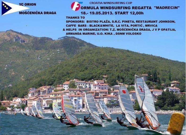 Croatia windsurfing cup