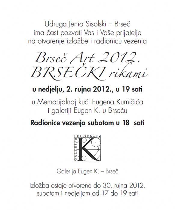 Izložba u Brseču